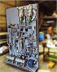 油気圧集中パネル
